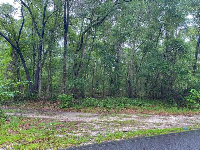 Lot 21 Florida St, Fanning Springs, FL 32693 (MLS #782607) :: Compass Realty of North Florida