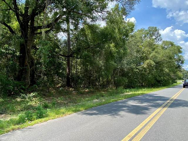 LOT 12 173rd Pl NW, Fanning Springs, FL 32693 (MLS #782611) :: Hatcher Realty Services Inc.