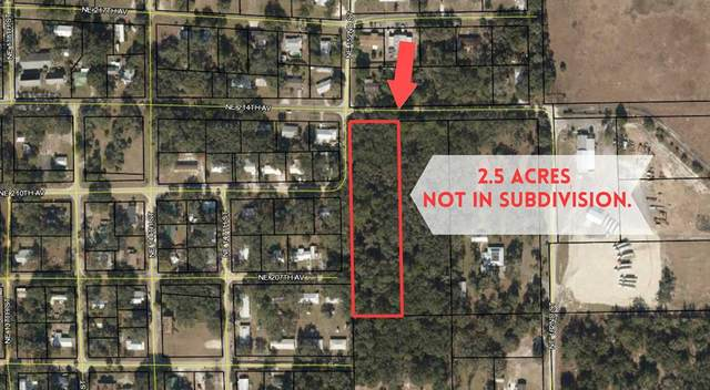 TBD 214th Ave NE, Cross City, FL 32628 (MLS #782613) :: Compass Realty of North Florida