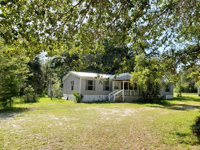 2631 NW 77th Ave, Chiefland, FL 32626 (MLS #782617) :: Hatcher Realty Services Inc.