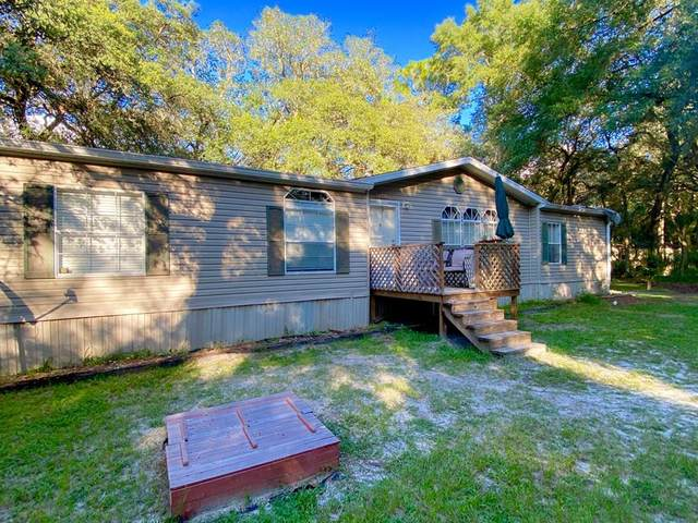11251 NW 109th Ct, Chiefland, FL 32626 (MLS #782670) :: Compass Realty of North Florida