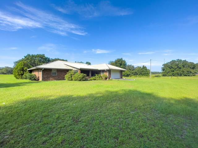 1580 SW 4th Pl, Bell, FL 32619 (MLS #782671) :: Hatcher Realty Services Inc.