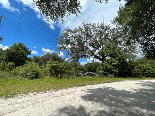 TBD 165th St NE, Trenton, FL 32693 (MLS #782677) :: Compass Realty of North Florida