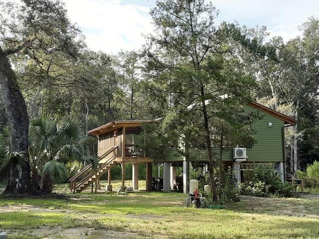 Tract 79 SW Clayton Rd, Cedar Key, FL 32625 (MLS #782683) :: Bridge City Real Estate Co.