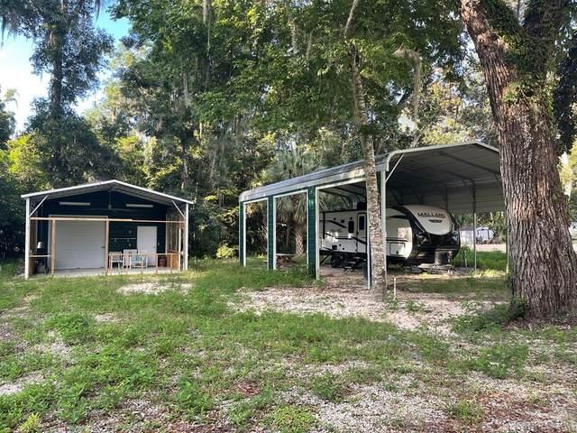 1612 Fenway Ave SE, Steinhatchee, FL 32359 (MLS #782696) :: Bridge City Real Estate Co.