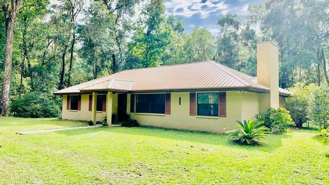 20421 NW 190th Ave, High Springs, FL 32643 (MLS #782698) :: Compass Realty of North Florida