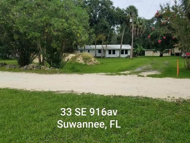 33 SE 916th Ave, Suwannee, FL 32692 (MLS #782702) :: Bridge City Real Estate Co.