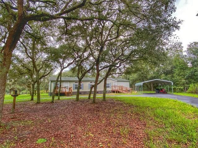 8760 NE 118th Ter, Bronson, FL 32621 (MLS #782703) :: Compass Realty of North Florida