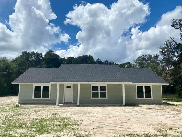 7460 NW 162nd St, Trenton, FL 32693 (MLS #782713) :: Compass Realty of North Florida