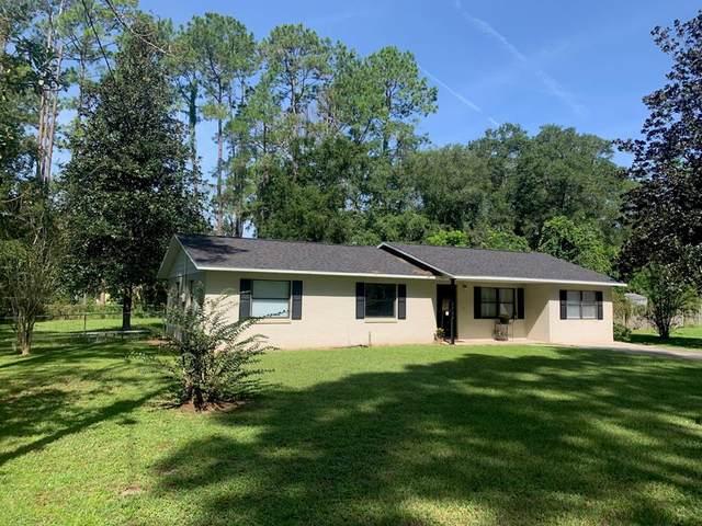 608 NW 9th Cir, Williston, FL 32696 (MLS #782742) :: Hatcher Realty Services Inc.