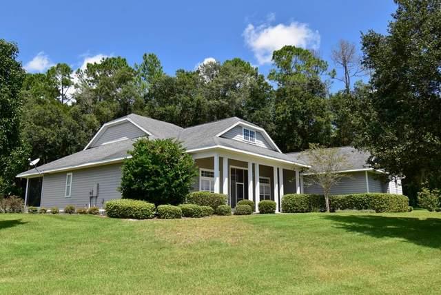 104 SW 9th St, Williston, FL 32696 (MLS #782766) :: Hatcher Realty Services Inc.