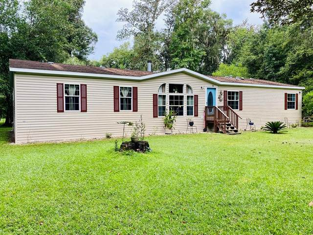 5110 NW 86th St, Chiefland, FL 32626 (MLS #782784) :: Compass Realty of North Florida