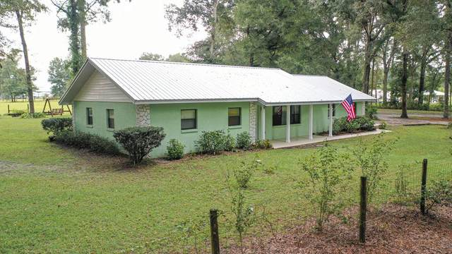 5151 NW 137th Ln, Chiefland, FL 32626 (MLS #782807) :: Hatcher Realty Services Inc.