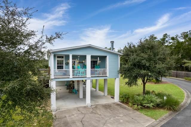1277 NE Rivers Bend Way, Steinhatchee, FL 32359 (MLS #782851) :: Compass Realty of North Florida