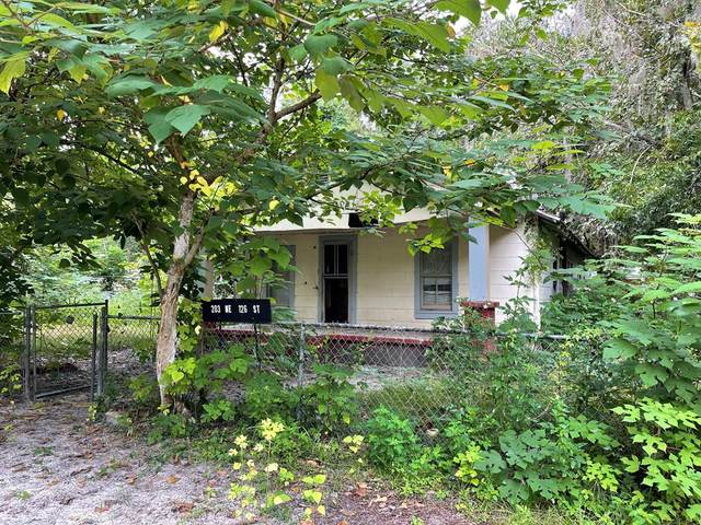 203 NE 126th St, Cross City, FL 32628 (MLS #782860) :: Compass Realty of North Florida