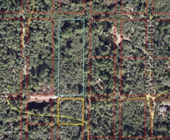 77th Pl SW, Cedar Key, FL 32625 (MLS #782878) :: Hatcher Realty Services Inc.