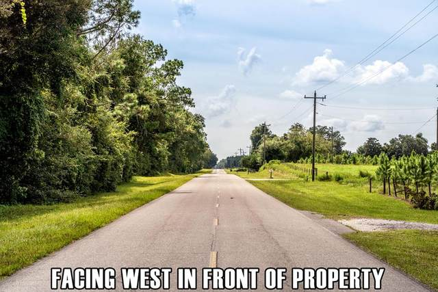 40th St NW, Chiefland, FL 32626 (MLS #782883) :: Compass Realty of North Florida