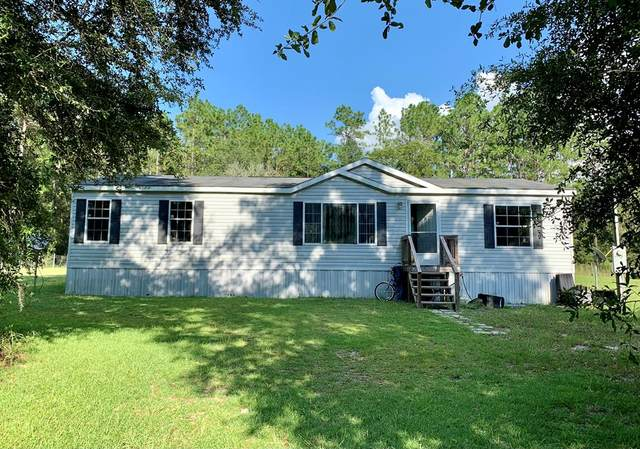 5940 NW 12th Ct, Bell, FL 32619 (MLS #782884) :: Compass Realty of North Florida