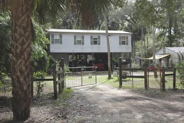 1842 River Rd, Steinhatchee, FL 32348 (MLS #782896) :: Bridge City Real Estate Co.