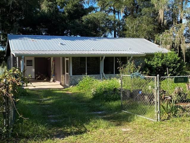 8399 SE 68th Ct, Trenton, FL 32693 (MLS #782902) :: Compass Realty of North Florida