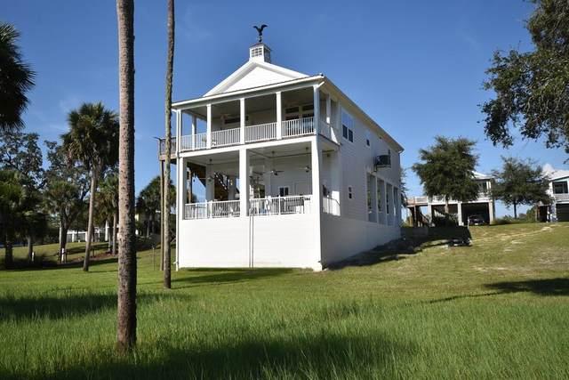 1266 NE Rivers Bend Way, Steinhatchee, FL 32359 (MLS #782906) :: Compass Realty of North Florida