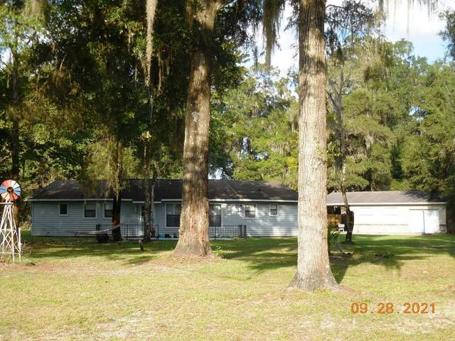 7450 NW 45th Ter, Chiefland, FL 32626 (MLS #782907) :: Compass Realty of North Florida