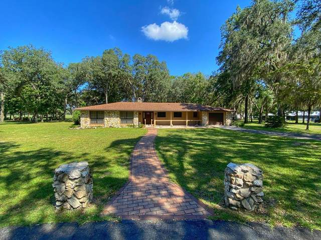 9311 NW 110th St, Chiefland, FL 32626 (MLS #782926) :: Compass Realty of North Florida