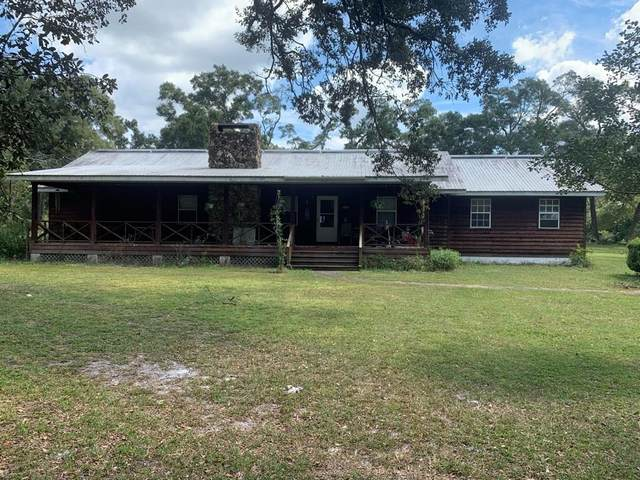 11851 NW 78th Ter, Chiefland, FL 32626 (MLS #782932) :: Compass Realty of North Florida