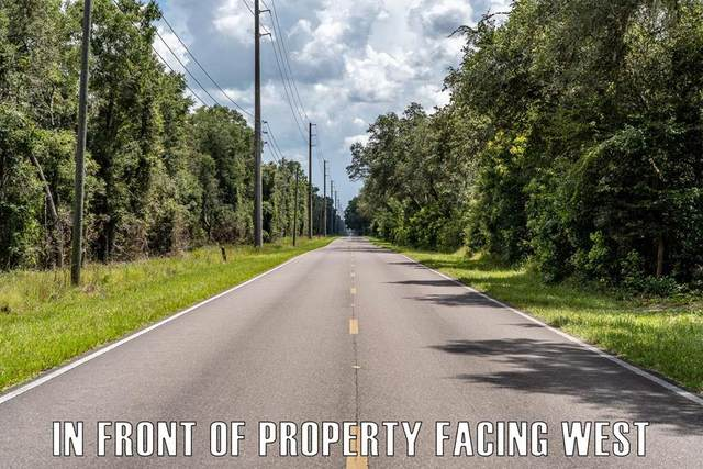Old Fanning Rd, Fanning Springs, FL 32693 (MLS #782953) :: Compass Realty of North Florida