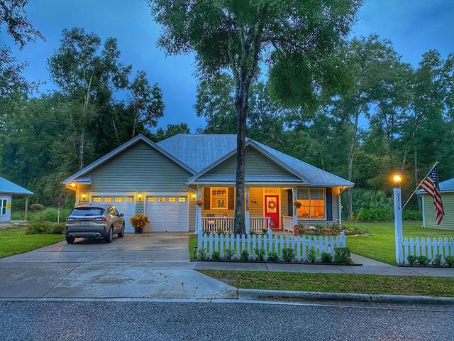 9310 Greenways Ln, Fanning Springs, FL 32693 (MLS #782971) :: Compass Realty of North Florida