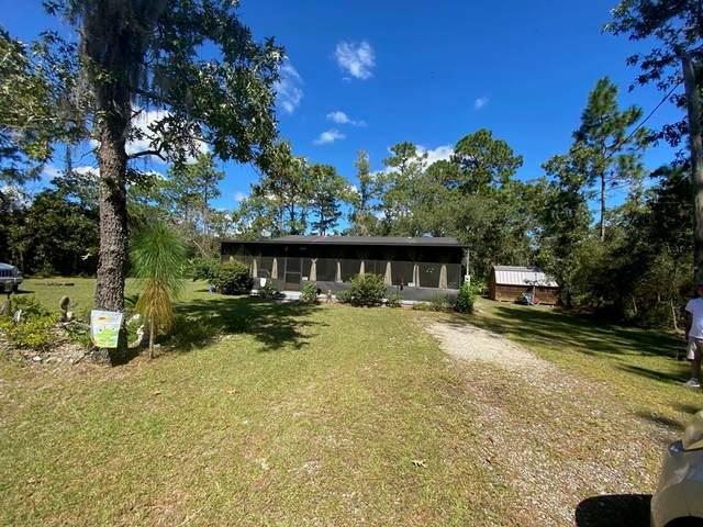 10871 SW 66th Pl, Cedar Key, FL 32625 (MLS #782987) :: Hatcher Realty Services Inc.
