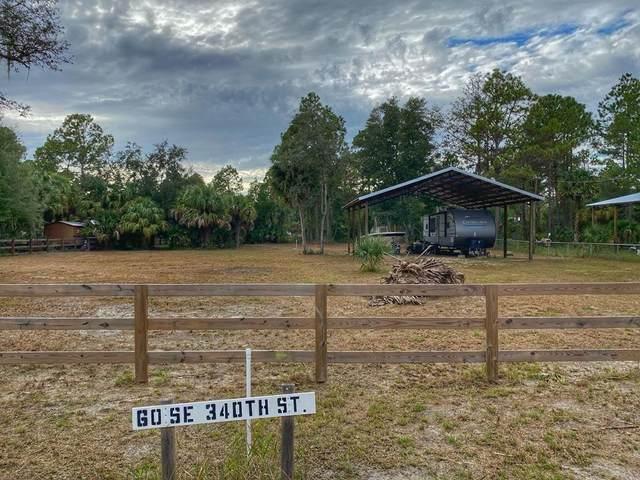 60 340th St SE, Suwannee, FL 32692 (MLS #783017) :: Compass Realty of North Florida