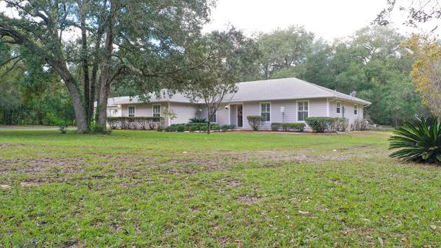 7402 SW 250th St, Newberry, FL 32669 (MLS #783018) :: Compass Realty of North Florida