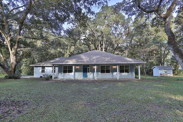 8891 NW 50th Ave, Chiefland, FL 32626 (MLS #783024) :: Pristine Properties