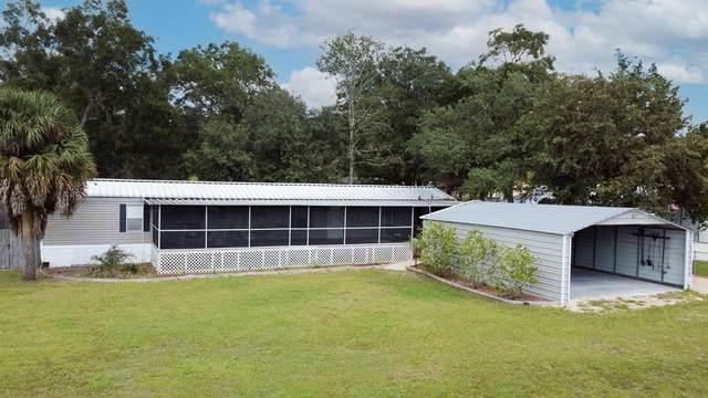 1105 NE Starke Ln, Steinhatchee, FL 32359 (MLS #783027) :: Bridge City Real Estate Co.