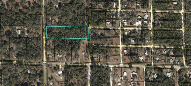 00 80th St NE, Old Town, FL 32680 (MLS #783029) :: Compass Realty of North Florida