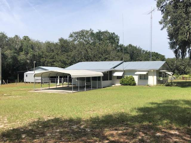 630 NW 15th Way, Bell, FL 32619 (MLS #783045) :: Compass Realty of North Florida