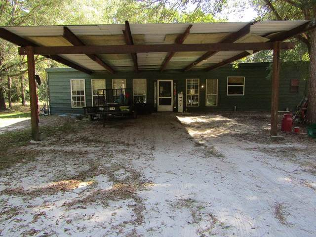 3749 SW 22nd Pl, Bell, FL 32619 (MLS #783048) :: Compass Realty of North Florida