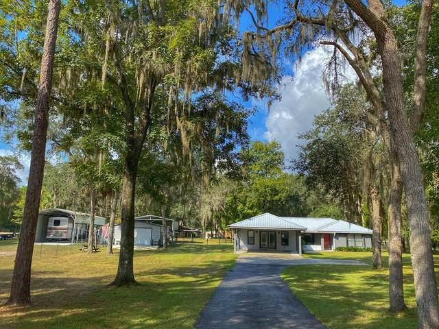11030 NW 92nd Ct, Chiefland, FL 32626 (MLS #783059) :: Pristine Properties