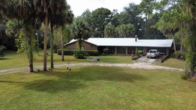 1481 NE Hwy 351, Cross City, FL 32628 (MLS #783078) :: Hatcher Realty Services Inc.