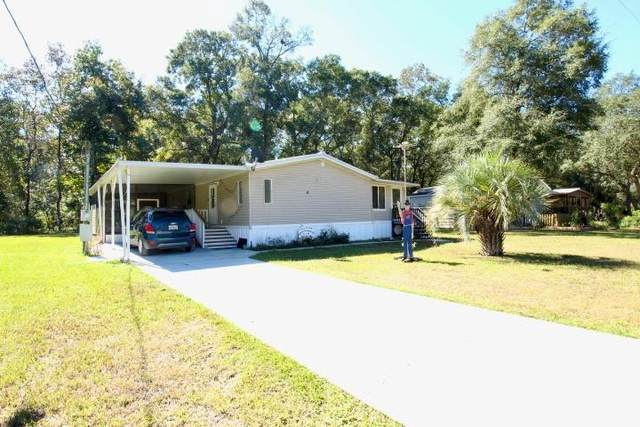 11090 NW 112th Pl, Chiefland, FL 32626 (MLS #783087) :: Hatcher Realty Services Inc.