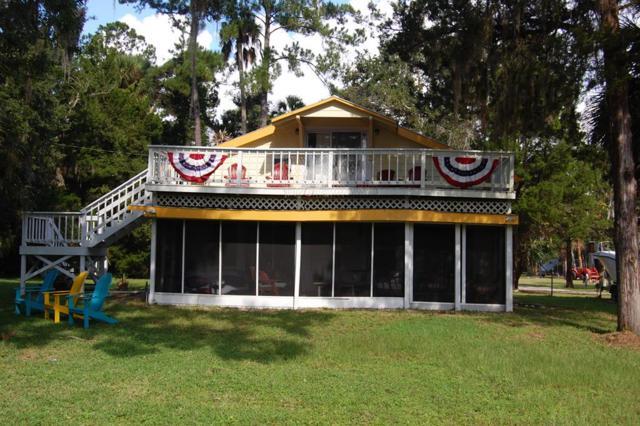1728 NE Magnolia St, Steinhatchee, FL 32359 (MLS #774100) :: Pristine Properties