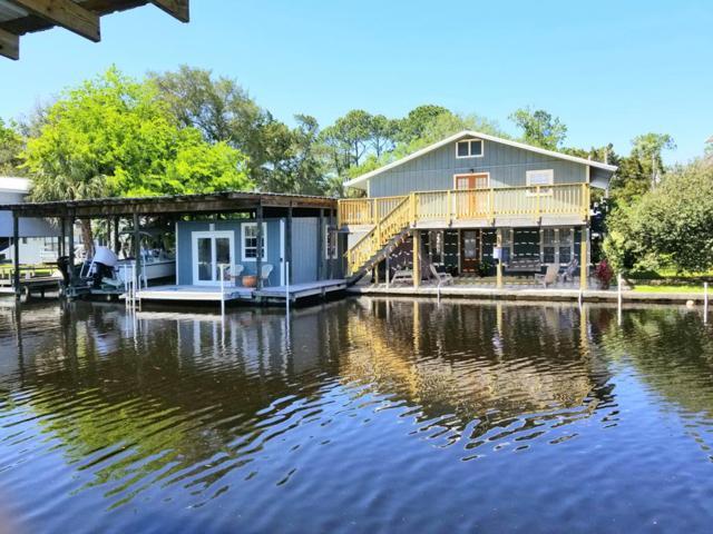 99 SE 892 Av, Suwannee, FL 32692 (MLS #774321) :: Pristine Properties