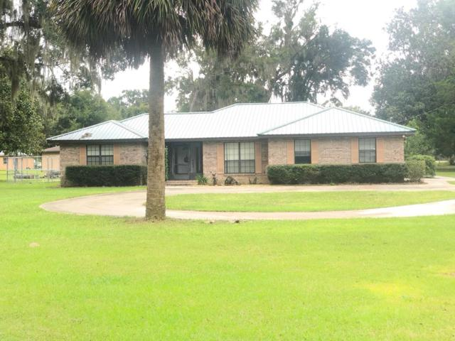 7591 46th Terr, Chiefland, FL 32626 (MLS #776339) :: Pristine Properties