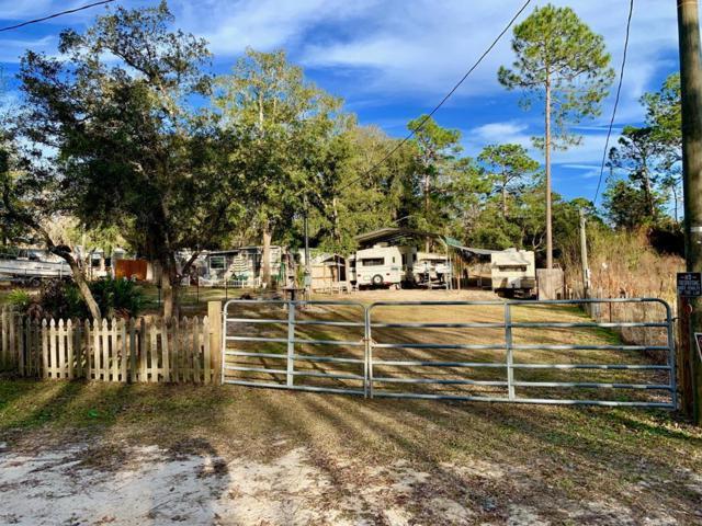 First St NE, Steinhatchee, FL 32359 (MLS #777060) :: Pristine Properties