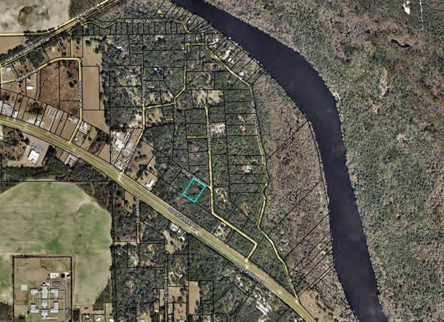 Lot 12 58th Ave NE, Old Town, FL 32680 (MLS #777074) :: Compass Realty of North Florida