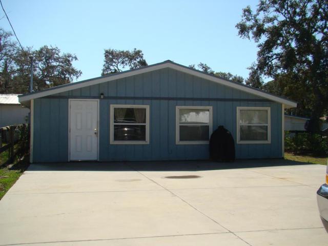 40 E 1st Ave, Horseshoe Beach, FL 32648 (MLS #777352) :: Pristine Properties