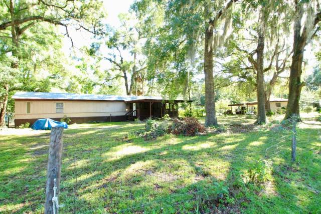 7351 NW 25th St, Chiefland, FL 32626 (MLS #778174) :: Pristine Properties