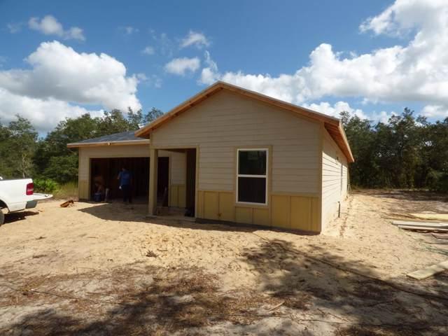 8291 NE 118 Terrace, Bronson, FL 32621 (MLS #778768) :: Pristine Properties
