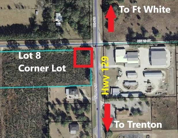 Lot 8 Us Hwy 129 N, Bell, FL 32619 (MLS #778844) :: Pristine Properties